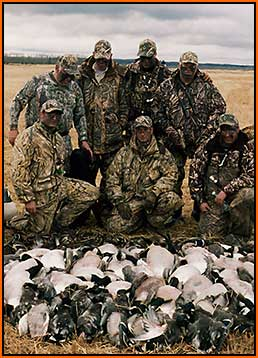 Hunt Mallards and Canada Geese with Alberta Trophy Hunts