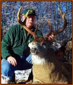 Jack Lamb of N.C. with a great Whitetail